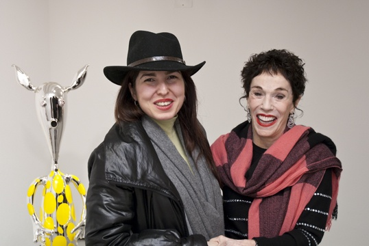 Marya Kazoun and Susan Scherman